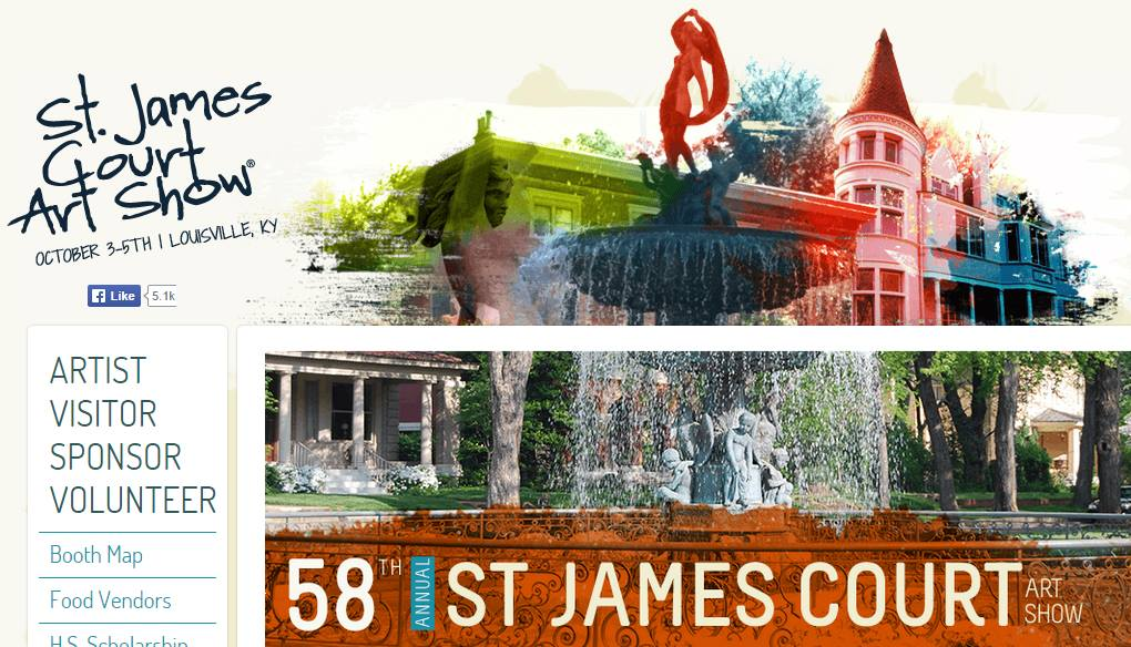 st-james-court-art-show